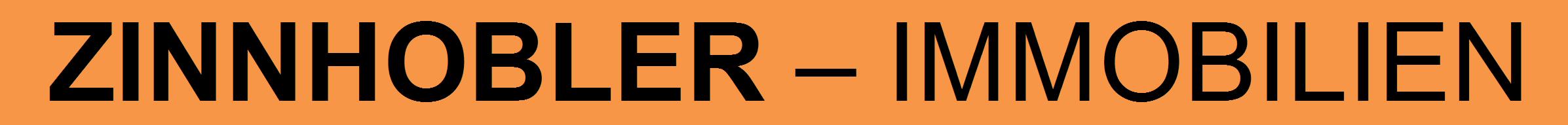 Zinnhobler Immobilien Logo Website